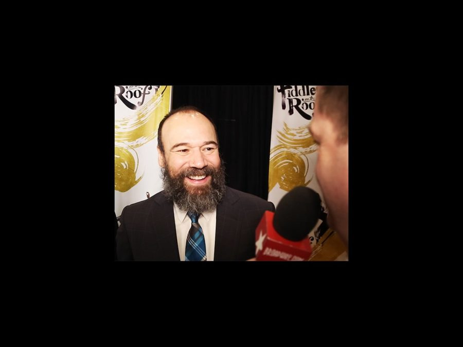 VS - Fiddler on the Roof - Opening - Danny Burstein - wide - 12/15