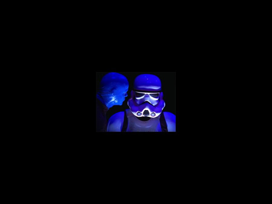 TOUR - Blue Man Group - Star Wars - sq - 12/15