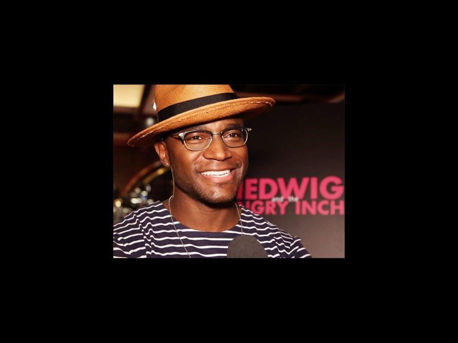 VS - Hedwig Junket for Taye Diggs - 6/15 - Taye Diggs