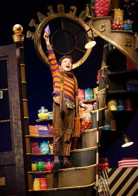 National Tour Show Photos - Roald Dahl's Charlie and the Chocolate Factory - 1/18 - Photo: Joan Marcus