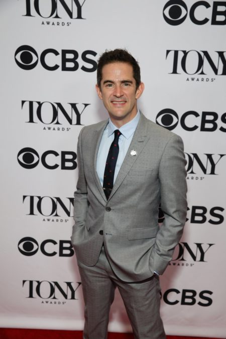 OP - Tony Brunch 2017 - Andy Blankenbuehler - 5/17 - Emilio Madrid-Kuser