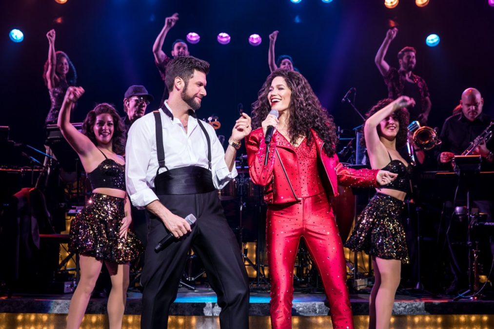 Show Photos - On Your Feet - National Tour - Mauricio Martinez - Christie Prades - 10/17 - Photo: Matthew Murphy