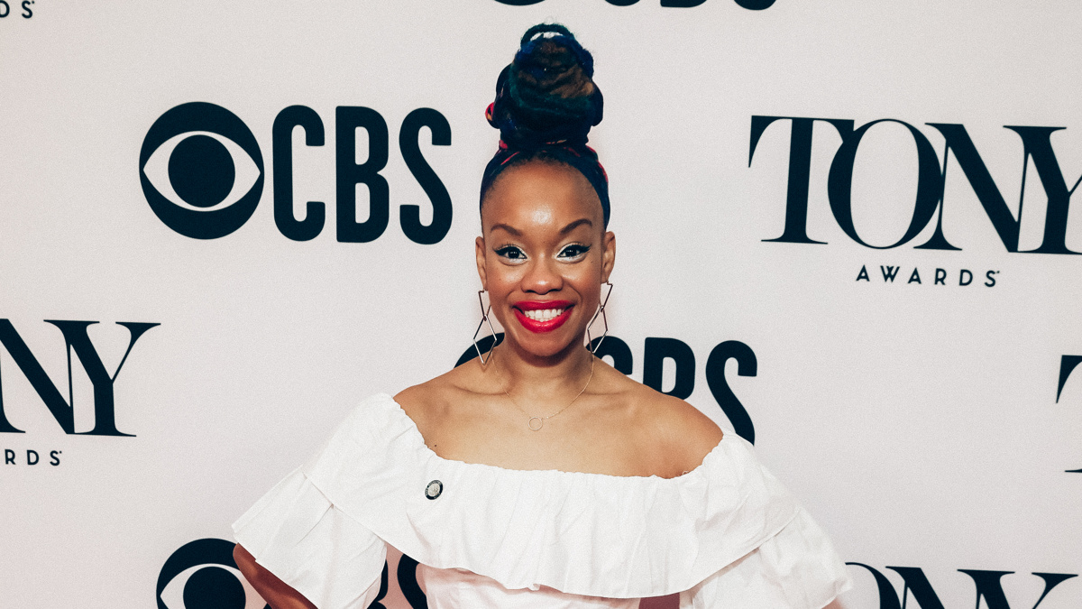 Tony Nominee - Camille A. Brown - Presser - 2019 - Emilio Madrid-Kuser