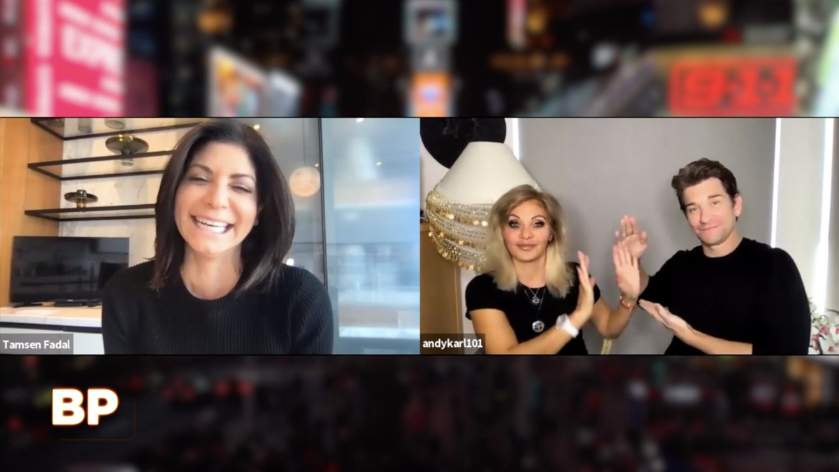 WI - Tamsen Fadal - Orfeh - Andy Karl - 1/21