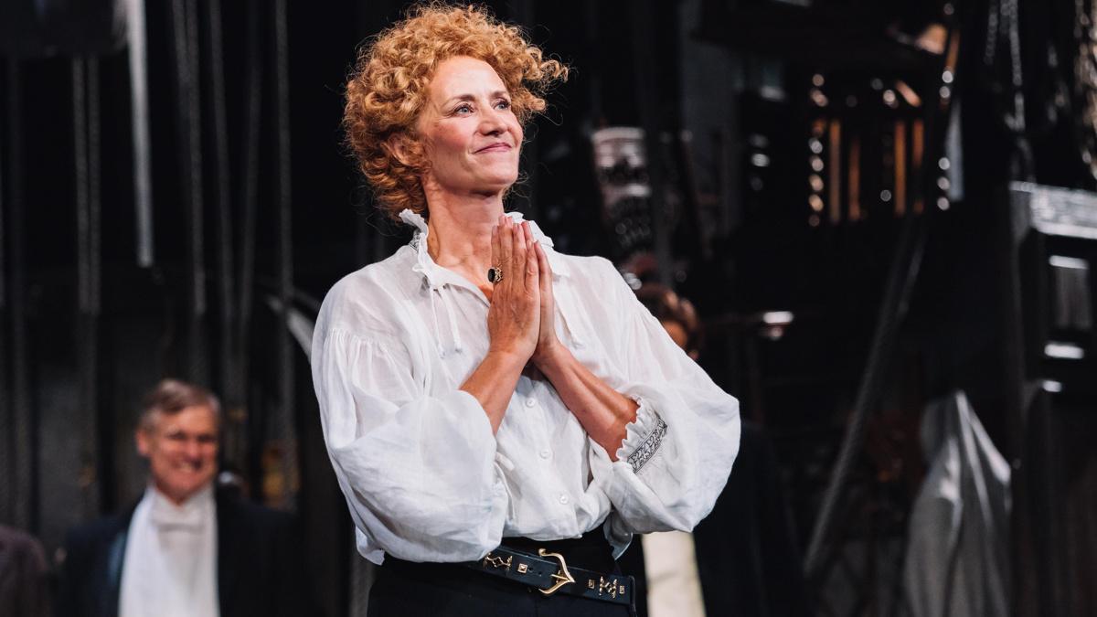 Bernhardt/Hamlet Opening - Janet McTeer - 9/18 - EMK