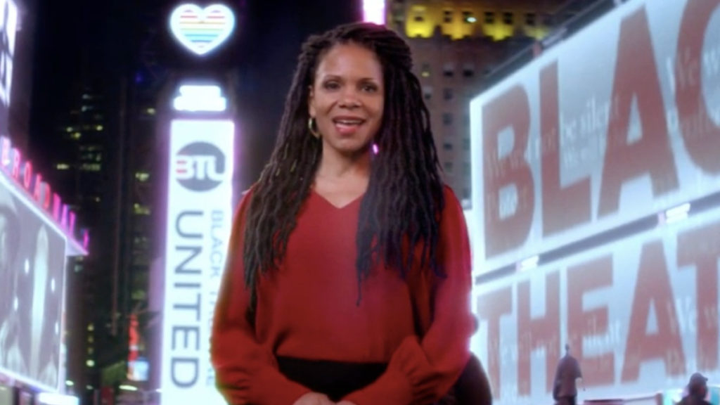 WI - Stand for Change - Audra McDonald - Black Theatre United - 3/21