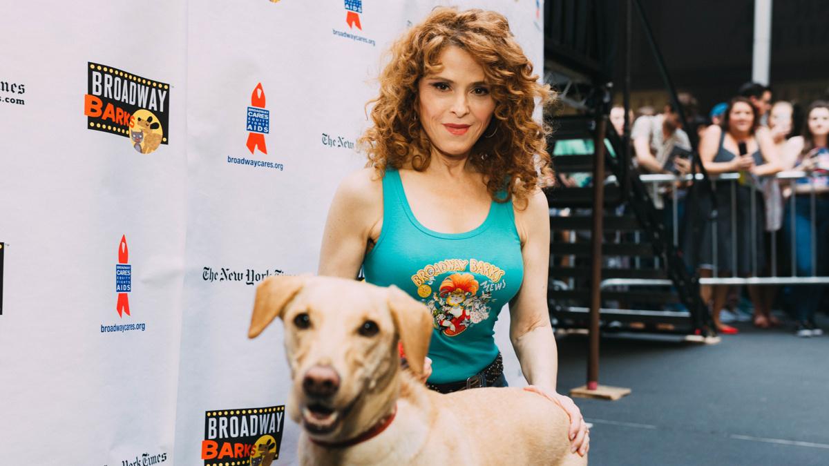 OP - Broadway Barks 2018 - 7/18 - Emilio Madrd-Kuser