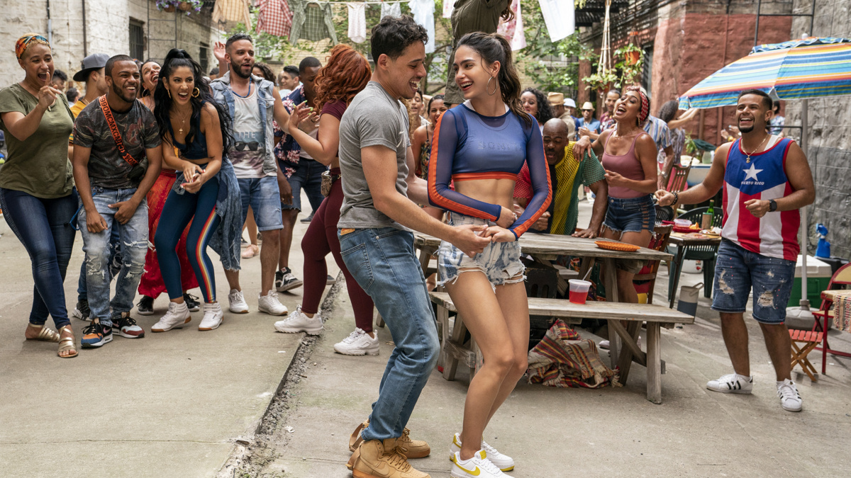 WatchIt - In The Heights Trailer Still Photo Macall Polay