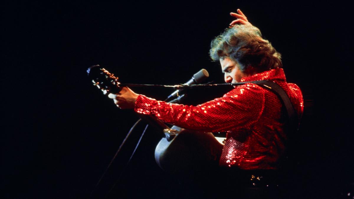 1976 Neil Diamond - 3/21 - Danny Gutierrez