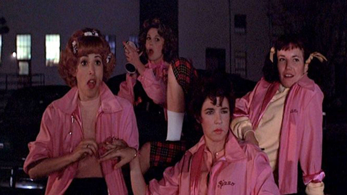 Stockard Channing - Didi Conn - Jamie Donnelly - Dinah Manoff - Grease - Paramount Pictures